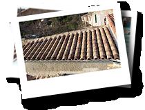 Photos de toitures réalisées