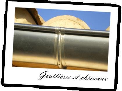Quelques exemples de réalisations dans le domaine des gouttières